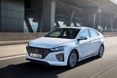 Hyundai Ioniq plug in hybrid 2017