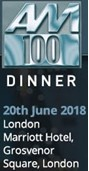 2018 AM100 Dinner logo