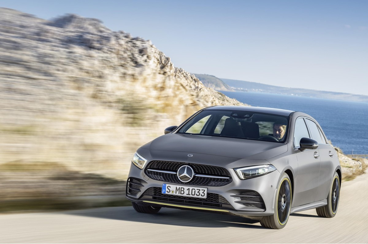 Mercedes A Class was July's fastest selling used car, says