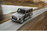 2018 Mercedes G-Glass