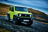 The Suzuki Jimny 4x4