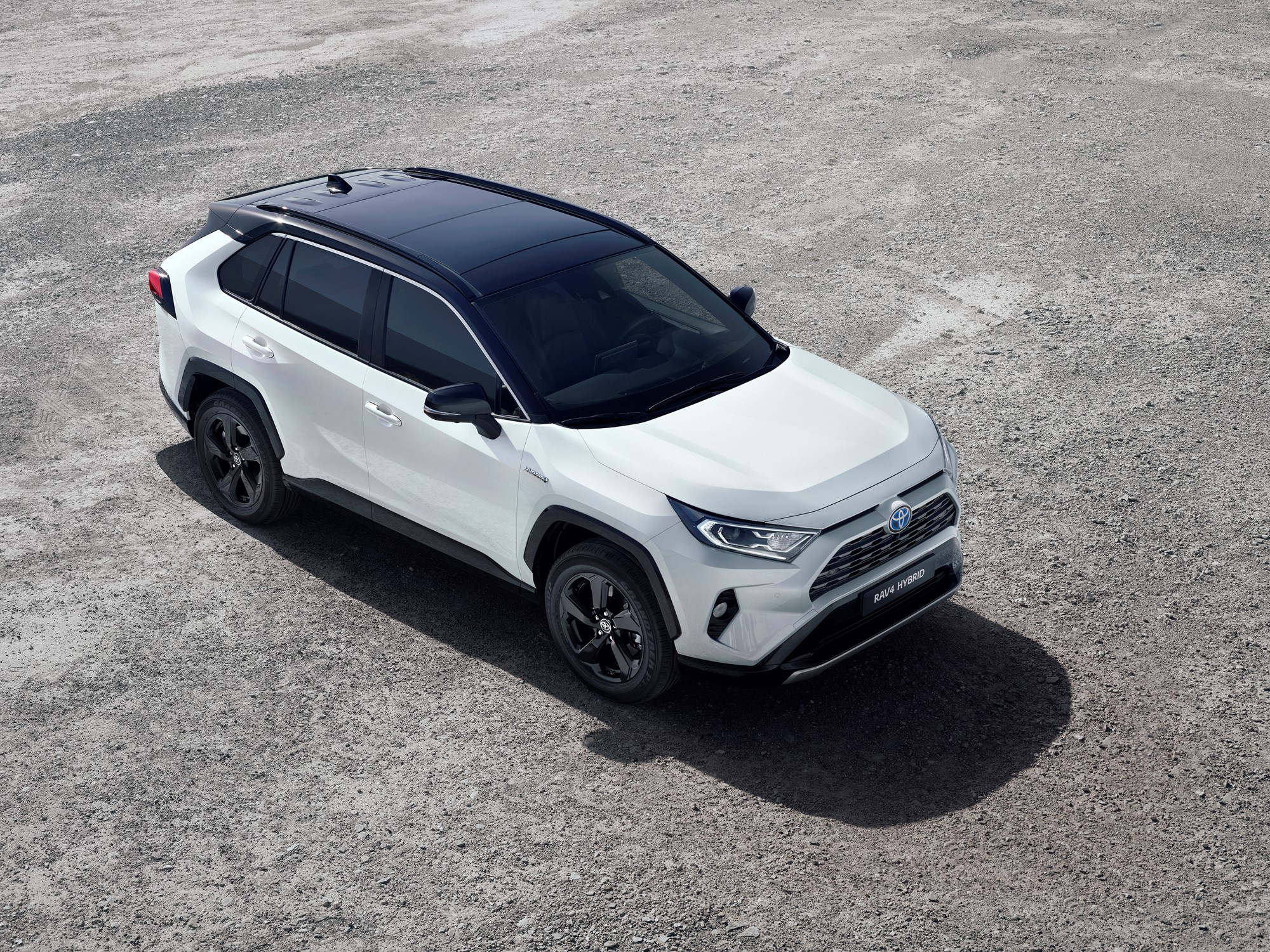 Toyota Reveals Prices For Hybrid Only Rav4 Gallery Car
