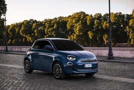 August sales uplift: the new Fiat 500 EV