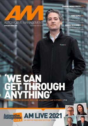 AM November 2021 cover