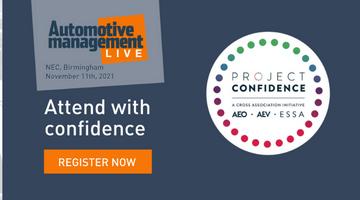 Automotive Management Live: attend with confidence