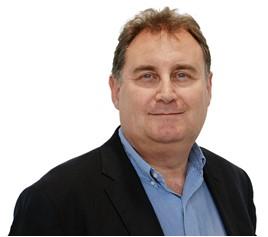 Auto Trader sales director, Darren Moon