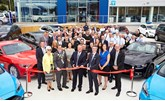 TrustFord Epson opening ceremony August 2016
