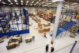 Ford Parts Supplier Opens New Essex Warehouse Latest News