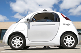 Google's autonomous car in 2015