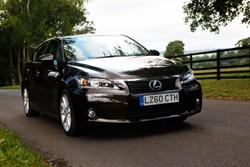 Lexus CT hybrid hatchback