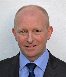 Lookers' fleet and commercial director Tony Dray (2015)