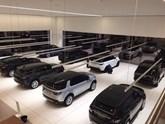 Marshall Jaguar Land Rover Ipswich