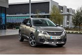 Discounted: Peugeot's 3008 is among BuyaCar's highlighted new models