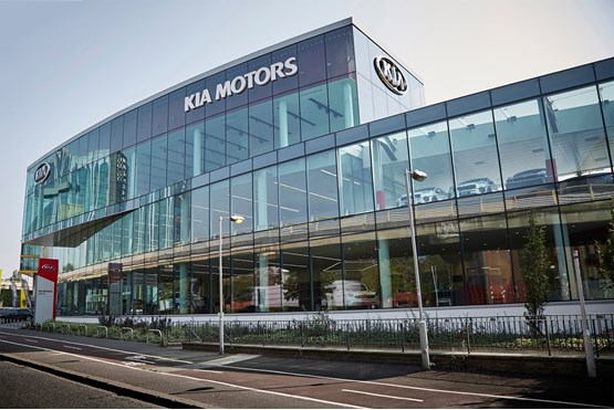 Norton Way Opens Biggest Kia Dealership In Europe Car Dealer News