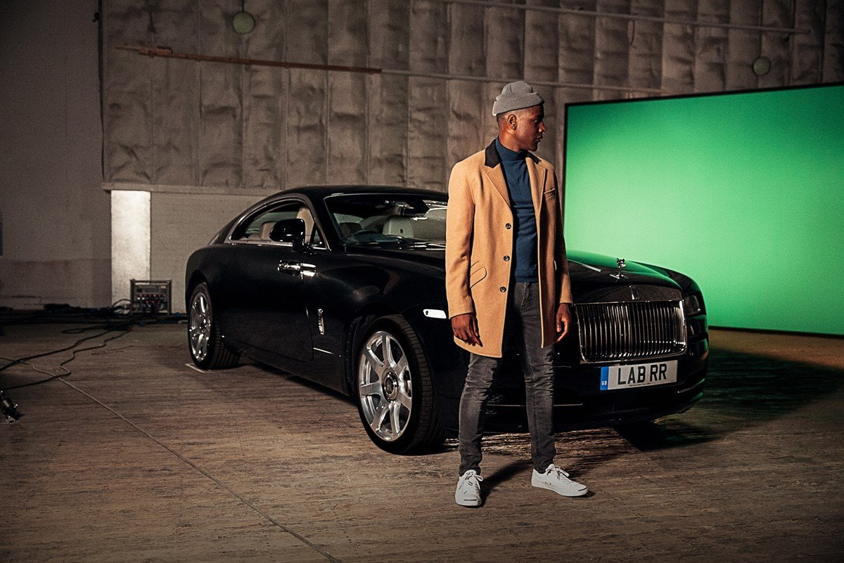 Labrinth Music Video Gives Exposure To Rolls Royce Wraith Car Manufacturer News