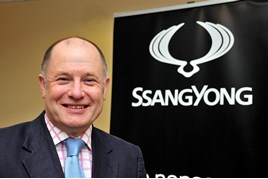 Former SsangYong UK managing director Paul Williams