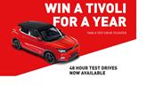 SsangYong Tivoli 48-hr test drive 2017