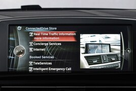 BMW's Connected Drive system