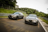 Alfa Romeo's limited edition Giulia and Stelvio Quadrifoglio NRING Nürburgring Limited Edition models