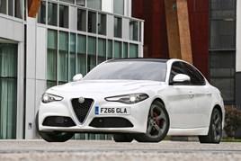 Alfa Romeo Guilia 2016