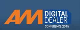 AM Digital Dealer Conference 2015 logo