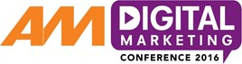 AM Digital Marketing Conference 2016 logo