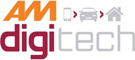 AM Digitech logo