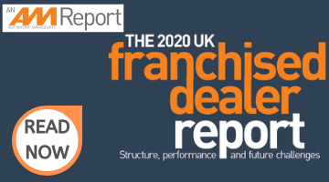 AM 2020 Franchised Dealer Report promo