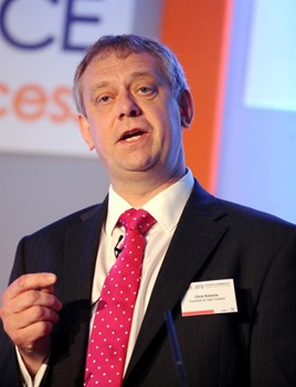 Chris Roberts, managing director, Drive Motor Retail