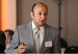 Marshall chief executive Daksh Gupta
