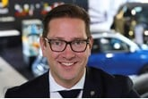 Jardine Motors Group's commercial director, Jason Cranswick