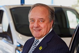 Stuart Foulds, the president and chief executive of TrustFord
