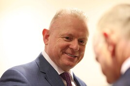 Peter Smyth, director, Swansway Group