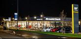 Arnold Clark's Motorstore site in Wigan