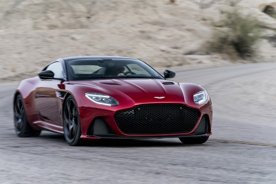 Aston Martin DBS Superleggera Flagship Priced From In The - Aston martin news