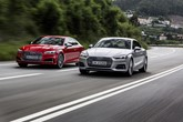 Audi A5 Sportback and Coupe