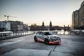 Audi e-Tron SUV 2018 prototype