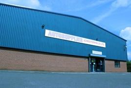 Autosupplies Chesterfield warehouse