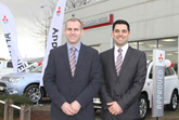 Birchwood Mitsubishi - Ian Tuttiett and Khalide Brahin