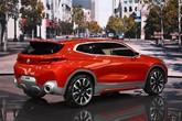 BMW Concept X2 2018