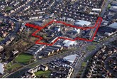 Planned location of Vertu's Renault dealership in Leeds