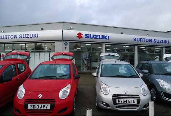New Suzuki dealership opened in Burton-on-Trent | Car Dealer