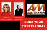 AM Awards 2021 - host and comedian revealed