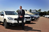 Jonathan Dunkley, chief executive of CarShop