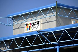 CarShop used car supermarket