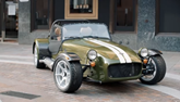 Caterham Harrods Seven 2016