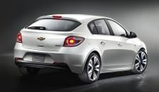 Chevrolet Cruze hatch from 2011
