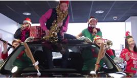 Chorley Group Christmas video 2015