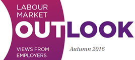 Chartered Institute of Personnel Development report: Labour Market Outlook November 2016