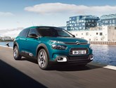 Second-generation Citroen C4 Cactus